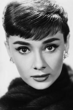 Audrey Hepburn- 14 Iconic Bangs Throughout History