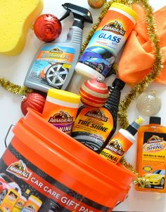 Perfect car cleaning pack and holiday gift for any car lover @walmart #ArmorAllGiftPack #Pmedia #ad