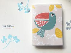 Lovely Bird paper pack notebook - Suki McMaster - Australian Design