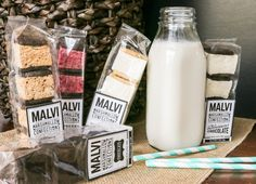 Food Crush Friday: Malvi Marshmallow Confections  Some of my favorite all natural treats  www.ourfamilyeats.com