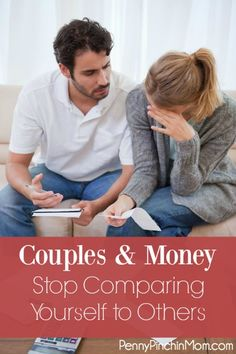 Couples & Money: Stop Comparing Yourself to Others! We have tips on how to overcome this issue in your own relationship.