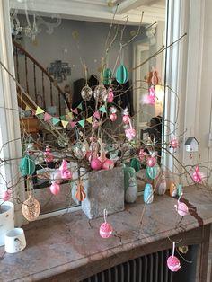 Pâques 2015 et anniversaire de Célestine