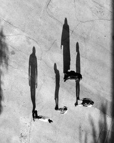 Photographer Milad Safabakhsh (@miladsafabakhsh) climbs to the 7th floor of an apartment building in #Tehran #Iran and looks down. I love taking pictures which contain the shadows of the people as a reflection of their personalities the artist says The shadows are energies that represent the subconscious minds of the humans. // #fineartphotography #artphotography #contemporaryphotography #blackandwhitephotography #blackandwhitephoto #blackandwhiteonly #blackandwhiteisworththefight…