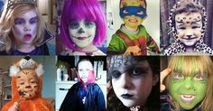 Mumsnetters share their top tricks <and treats> for creating the spookiest faces this Halloween with Snazaroo.