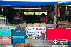 FRUIT SHAKE IN CHAI CHET