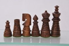 New Design Chess Set Shesham Wood w/o Board. http://www.chessbazaar.com/chess-pieces/wooden-chess-pieces/new-design-chess-set-shesham-wood-w-o-board.html