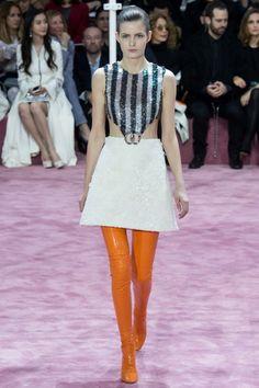 Christian Dior Couture Lente 2015 (31)  - Shows - Fashion