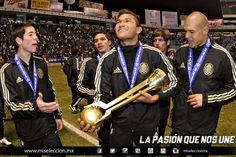 La Selección Sub20 en el bicampeonato de Concacaf  #seleccionmexicana #mexico #futbol #soccer #sports
