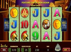 The Pompeii Slot Machine: Pompeii is one of the most perspective Aristocrat-based video slot games and it's quite popular on nearly most online casinos that offer this software.