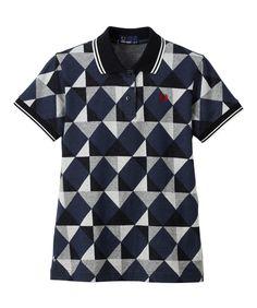 Modern Argyle Jacquard Polo Shirt | FRED PERRY JAPAN | フレッドペリー日本公式サイト