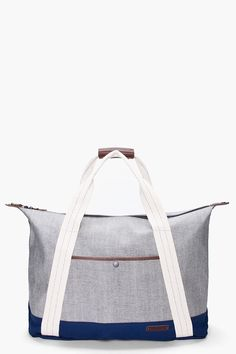 RAG & BONE // Indigo Duffle Bag $290