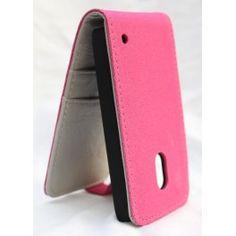 Lumia 620 hot pink läppäkotelo. Hot Pink, Phone, Telephone, Pink, Phones