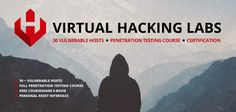 Course: The Virtual Hacking Labs - Hacking Tutorials Hacking Books, Vulnerability, Labs, Coding, Learning, Tutorials, Programming, Cyber, Labrador
