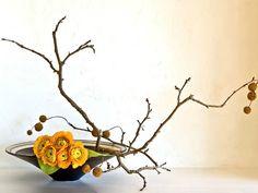 Composizioni floreali e filosofia di vita. E' l' ANTICA ARTE GIAPPONESE DELL'IKEBANA. La conoscete? http://www.arredamento.it/articoli/articolo/stile-e-tendenze/2499/ikebana-un-arte-antica.html #tendenze #fiori #ikebana