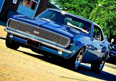 '67 Chevrolet Camaro SS 350 #muscle #car