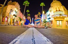 Unique Family Photo Ideas at Disney World
