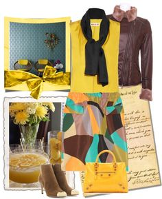 """Armani leather jacket"" by bodangela ❤ liked on Polyvore"