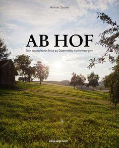 """""""Ab Hof"""" - Buchcover, Bild: Verlag Anton Pustet"""