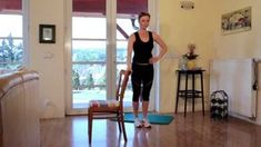 Pilates for over 50 Power Training, Senior Fitness, Glutes, Body Weight, Relax, How To Plan, Flexibility Exercises, Health, Youtube