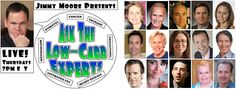 Jimmy Moore Presents: Ask The Low-Carb Experts