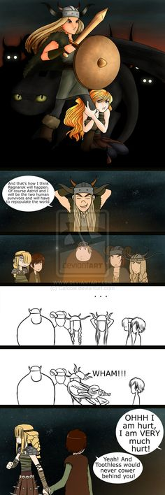 28 Vikings Later by Cafcow on deviantART