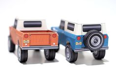 International Scout paper models | http://papercruiser.com/?page_id=4