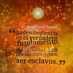 Henry David Thoreau (1817-1862) Escritor, poeta y pensador.