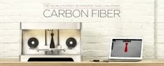 The world's first Carbon Fiber 3D Printer
