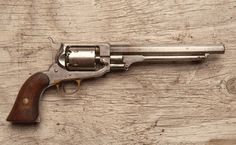 Whitney Navy Model Percussion Revolver | The Milhous Collection 2012 | RM AUCTIONS