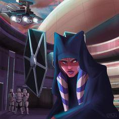 Yoda Funny, Star Wars Drawings, War Comics, Ahsoka Tano, Star War 3, Love Stars, Lightsaber, Star Wars Art, Star Wars