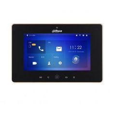 """Внутренний монитор Dahua VTH5221D VTH5221D Технические характеристики:7"""" Wi-Fi цветной сенсорный IP видеодомофон. Поддержка подключения дополнительных вызывных панелей и мониторов.Поддержка подключения 6 датчиков тревоги или бытовых сенсоров. Звонки между абонентами сети. Поддержка SD карт памяти, запись видео и фото. DC 12В, PoE (802.3af). Размер: 215х140х21 мм. Цвет: черный.  14 600.00 р. http://магазин.слаботочка-спб.рф/index.php?route=product/product&product_id=2388"""