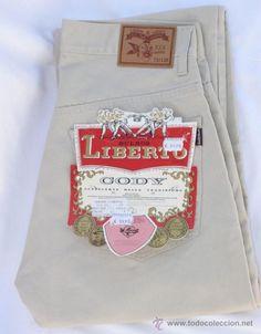 Si tenías unos pantalones Liberto o unos Levi's 501 en aquellos años eras el pxxx amo de los findes