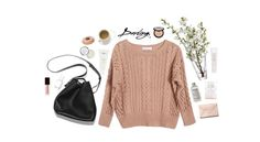 """""""darling"""" by yetthisonecounts ❤ liked on Polyvore featuring LSA International, 3.1 Phillip Lim, Herbivore, Ryan Roche, HarLex, Ouai, Fresh, Sephora Collection, Essie and Kevyn Aucoin"""