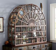 Conservatory Bird Cage