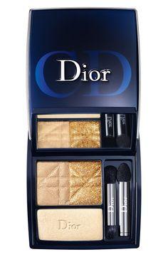 Ooh la la | Dior 'Colour Icons - 3 Couleurs' Smoky Eye Palette.