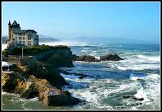 50. To learn how to surf in the stylish beach town on France's southwestern coast, Biarritz.