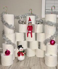 Elf On The Shelf Christmas Castle