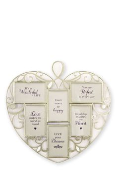 Buy Heart Collage Frame from the Next UK online shop