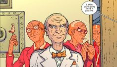 What if the R department to produce the first atomic bomb was a front for a series of other, more unusual, programs?  #TheManhattanProjects