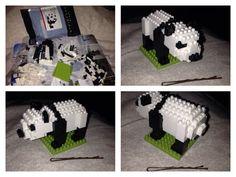 Nanoblock panda :)
