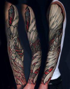 Wings sleeve