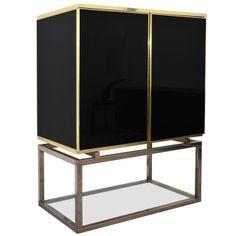1970s Cabinet | Maison Jansen