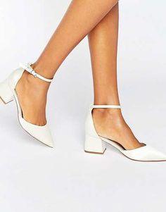 Prezzi e Sconti   Asos starling scarpe a punta con tacco - taglia Eu 38 b7e4eb876af