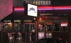Grubstake Diner-1525 Pine St. San Francisco, CA 94109 All Nite Diner