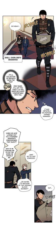 Blood Bank Ch.8 Page 6 - Mangago