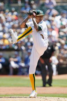 Jesse Chavez, Oakland Athletics