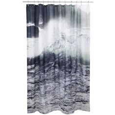 Shower Curtain   Wave – SNOKU