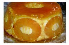 Pudim de Ananás - http://www.sobremesasdeportugal.pt/pudim-de-ananas/