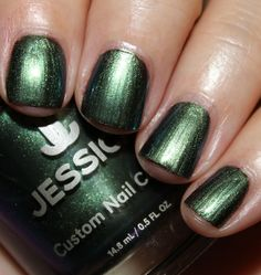 Jessica Fall 2013 'A Night at the Opera' Collection: Standing Ovation Jessica Cosmetics, Jessica Geleration, Standing Ovation, Amazing Nails, Nail Bar, Autumn, Fall, Nails Inspiration, Fun Nails