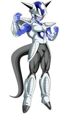 Frieza from Dragon Ball Super anime Akira, Dragon Ball Gt, Thundercats, Frieza Race, Manga Anime, Comics Anime, Dbz Characters, Art Day, Pokemon